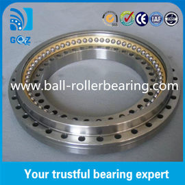 China 4300 Limiting Speed INA Rotary Table Slewing Bearing Zkldf120 60 Contact Angle factory