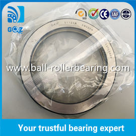 China 120mm Bore Good Performance Thrust Ball Bearings Brass Cage SKF 51124M factory