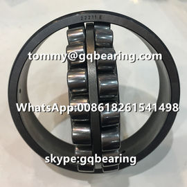 China Heavy Radial Load Reinforced E type Cage Spherical Roller Bearing 22211E Bearing Factory factory