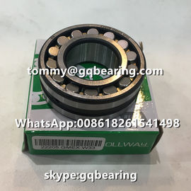 China USA Original Brass Cage ROLLWAY 22205 GMEX W33 Spherical Roller Bearing factory