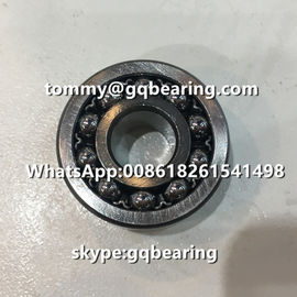 Chrome Steel Material 2201 Steel Cage Double Row Self-aligning Ball Bearing