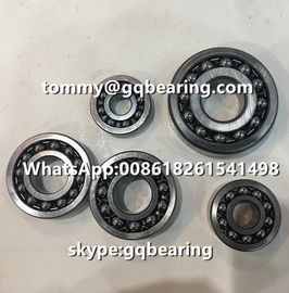 Chrome Steel Material 1200 Steel Cage Double Row Self-aligning Ball Bearing 10x30x9mm