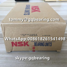 China Japan Origin Cast Iron Material NSK UCP212D1 Two-bolt Pillow Block Ball Bearing factory
