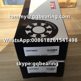 China Japan Origin Cast Iron Material FYH UCP206J Two-bolt Pillow Block Ball Bearing factory