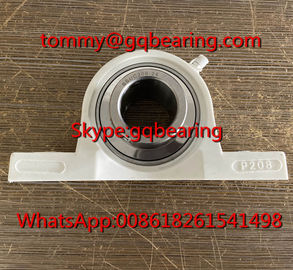 China 38.1mm Bore UCP208-24 POM Material Plastic Housing Units UCP208-24 Stainless Steel Pillow Block Ball Bearing factory
