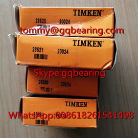 China Gcr15 Steel Material TIMKEN 28580/28521 Inch Series Tapered Roller Bearing factory