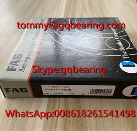 China 25 degree Contact Angle FAG B71924-E-T-P4S-UL Super Precision Angular Contact Ball Bearing factory