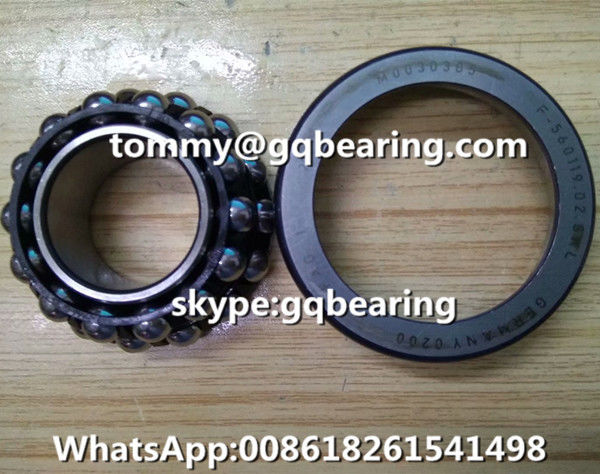 Chrome steel Material Germany Made Nylon Caged FAG F-560119.02.SKL Double Row Differential Bearing