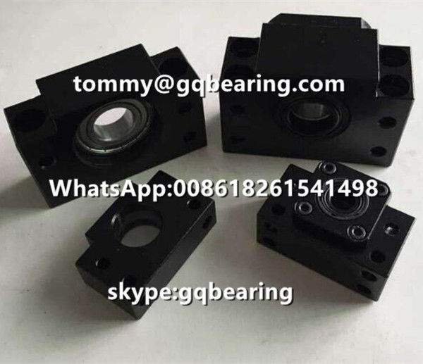 CNC Machine Application THK EK20 Square type Ball Screw Support Slide Units