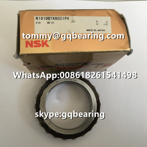 P4 Precision NSK N1930MRCCG20P4 Single Row High Precision Cylindrical Roller Bearing