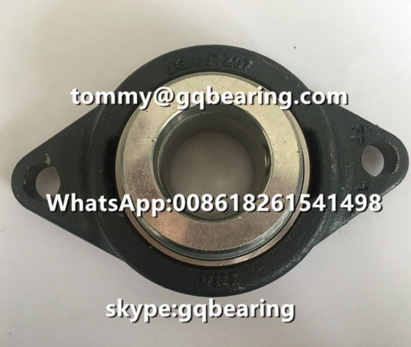 INA RCJTZ35 Two-bolt Flange Pillow Block Ball Bearing in cast iron RCJTZ35-XL Housing Units