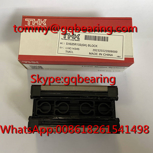 Japan Original THK SHS25R1SS(GK) Linear Block THK SHS25R Linear Slide